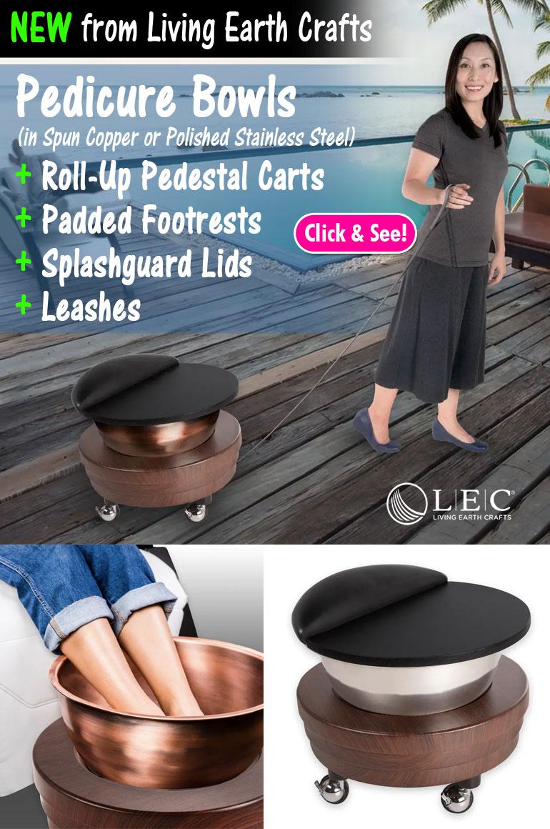 Ultimate Pedicure Bowl Bundle