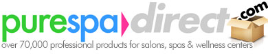 Pure Spa Direct - Day Spa Supplies - Medi Spa Supplies - Beauty Salon Equipment, Day Spa Equipment, Styling Systems, Salon Chairs, Retail Displays