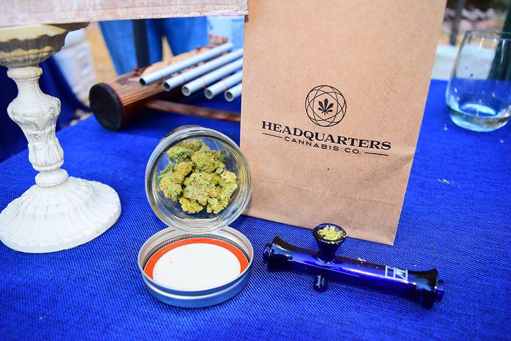 Cannabis Dining