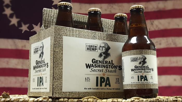 General Washington Beer