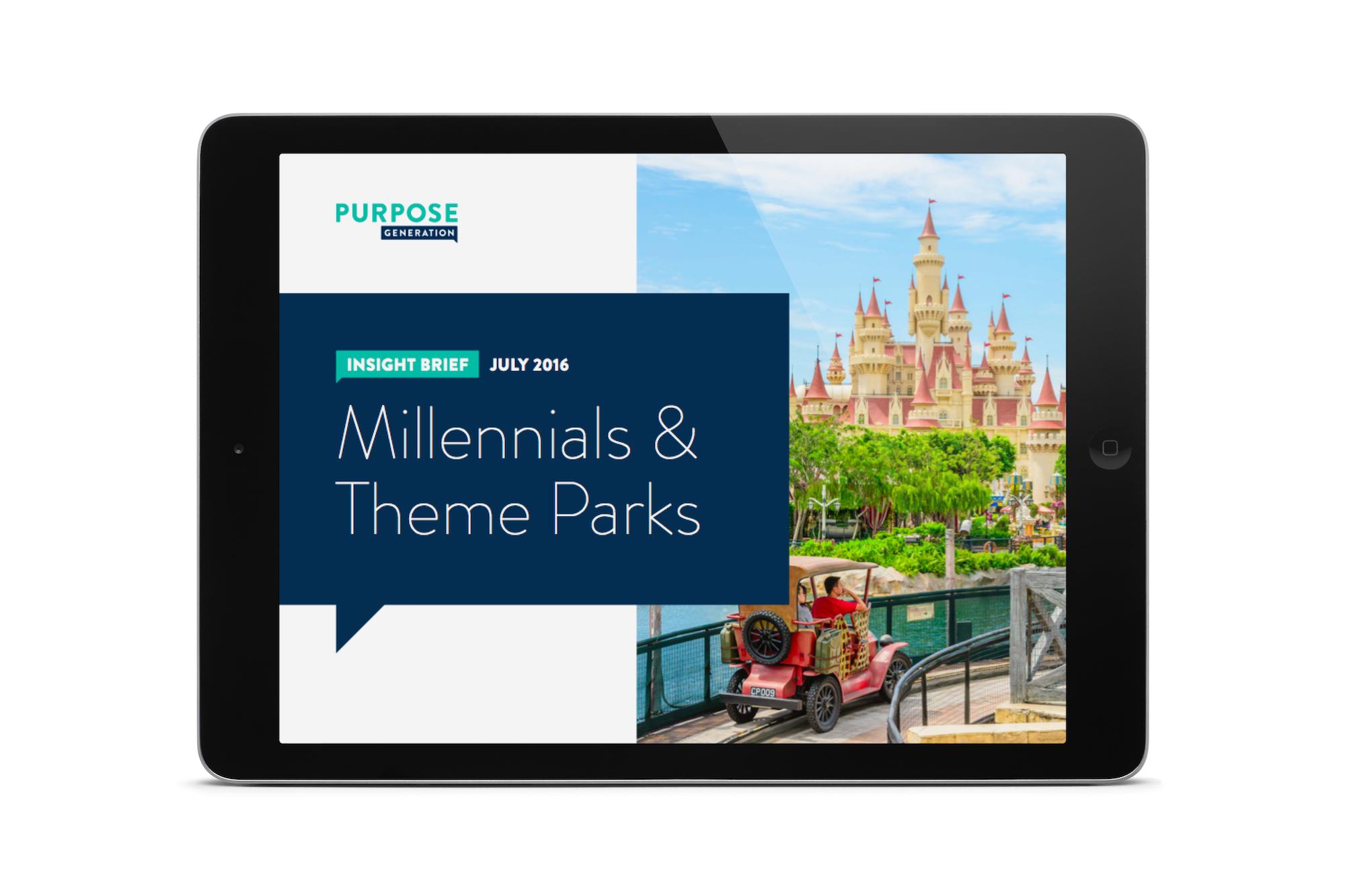 Theme Park Ipad