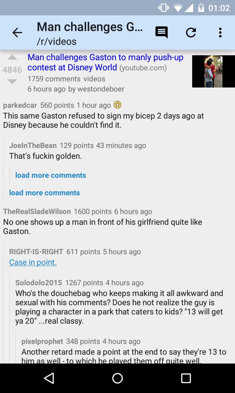 reddit comments cmxj what point realize time