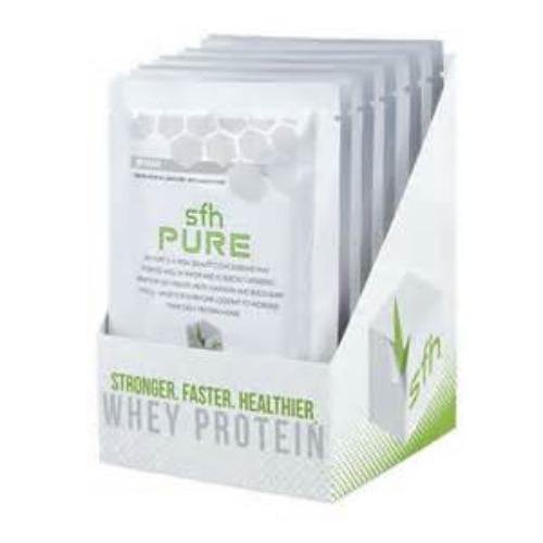 SFH Pure Whey Protein Single Packs