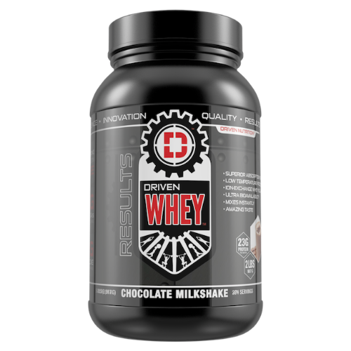 Driven - 2lb Whey Protein