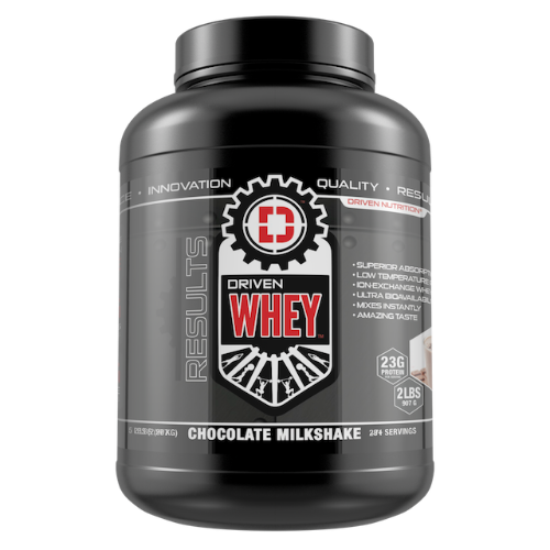 Driven - 5lb Whey Protein