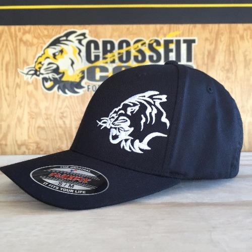 Hat - FlexFit - Side Tiger