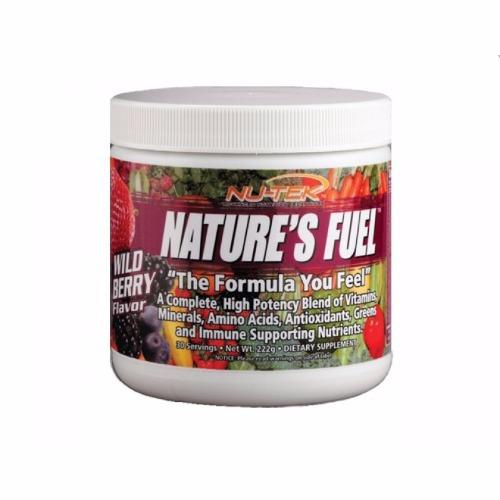 Nutrishop - Nature's Fuel