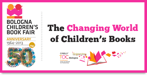 The Changing World of Children's Books by Dominique Raccah