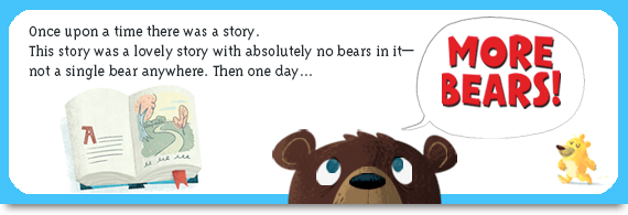 More Bears! Personalized Book for Kids