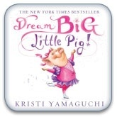 Dream Big Little Pig Personalized Book