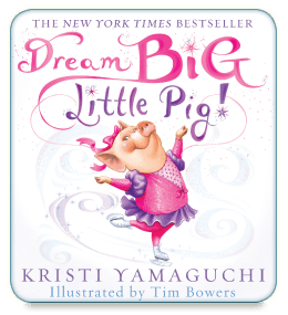 Dream Big, Little Pig! Interactive Children's Book App