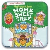 Home Sweet Tree Personalized Book