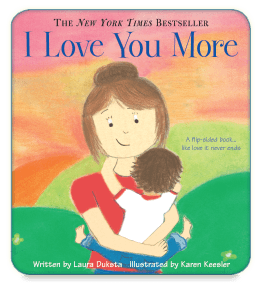 I Love You More Interactive Children's Book App