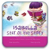 Isabella: Star of the Story Personalized Book