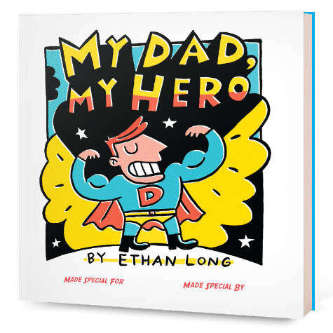My Dad, My Hero - Fathers Day Gift Ideas