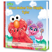 What Makes You Giggle? Personalized Book