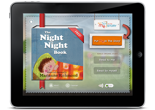 Put Me In The Story: The Night Night Book