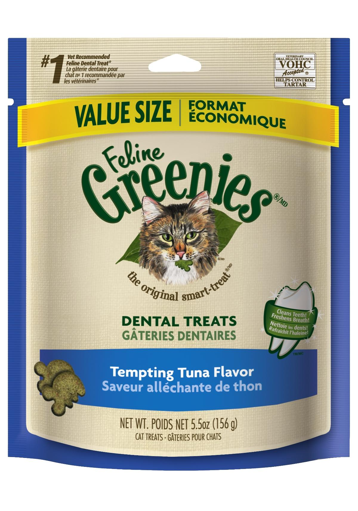 Dental Treats  - Tempting Tuna Flavor thumbnail3