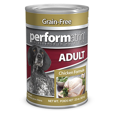 Adult Grain Free Chicken Formula