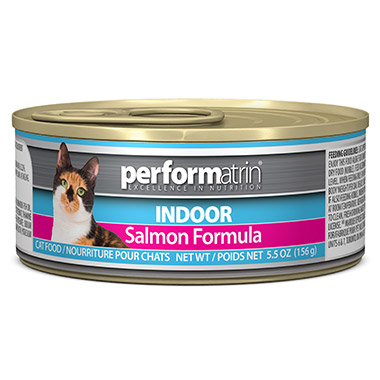 Indoor Salmon Formula