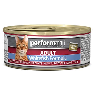 Adult Grain Free Whitefish Formula