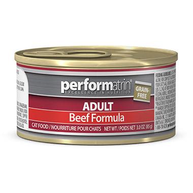 Adult Grain Free Beef Formula thumbnail3