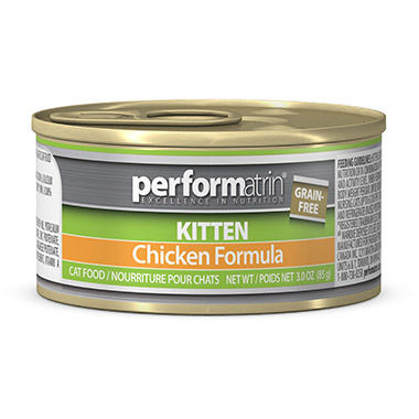 Kitten Grain Free Chicken Formula thumbnail3