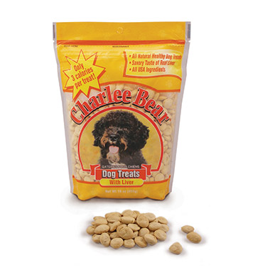 Dog Treats with Liver