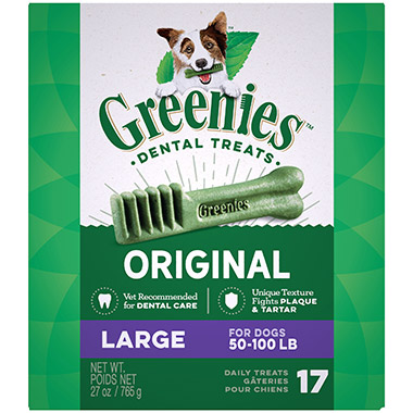 Canine Dental Chews Large thumbnail3