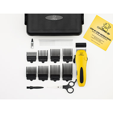 16 piece Cord or Cordless Grooming Kit thumbnail3