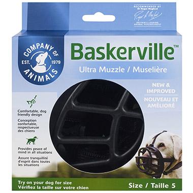 Baskerville Muzzle