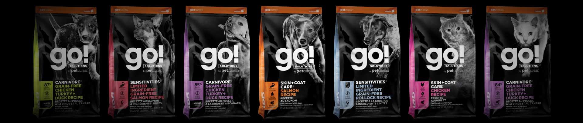 GO! Solution dog food recipe