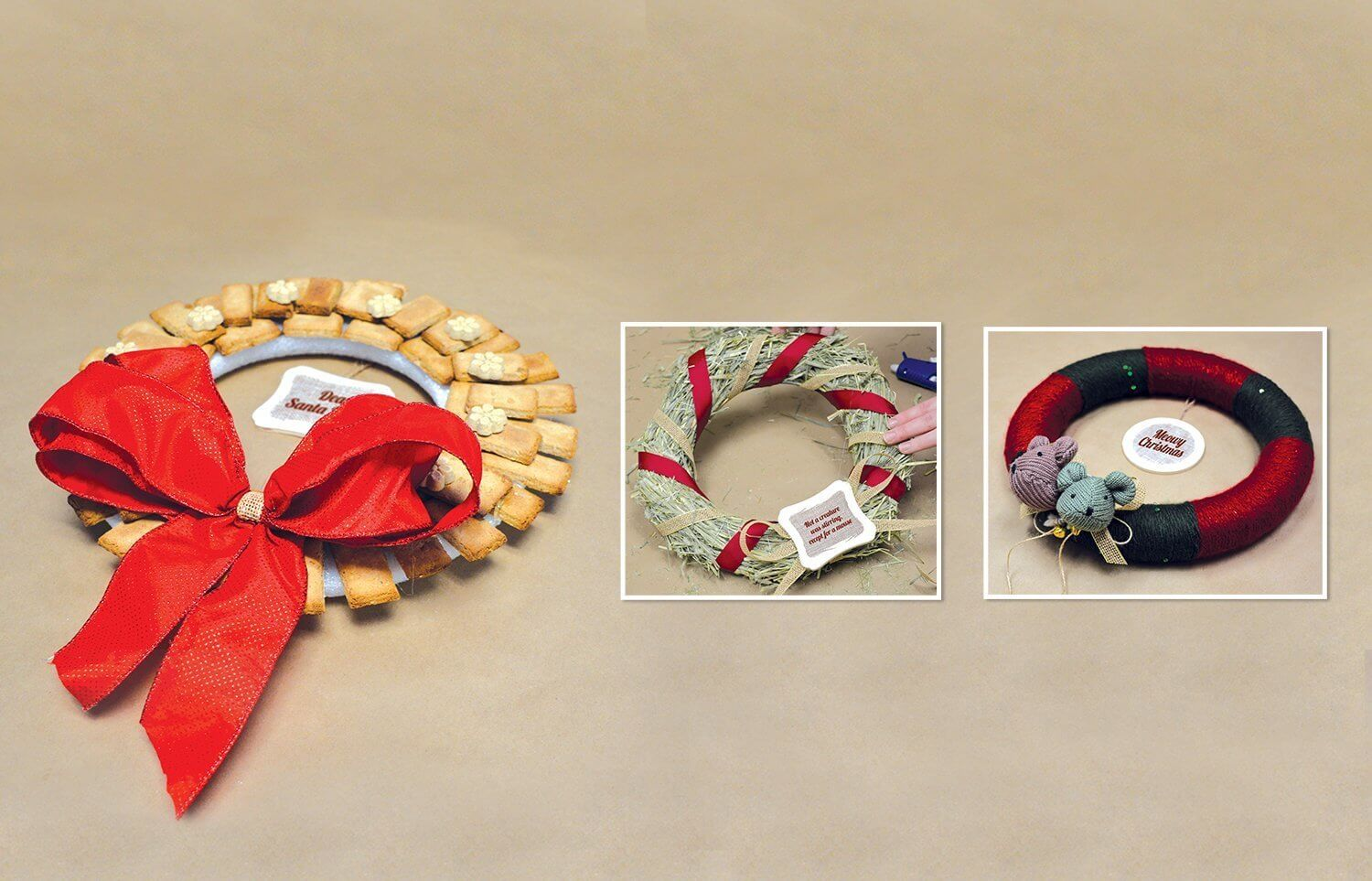 Diy Wreaths For Pet Parents Pet Articles Ca Pet Valu