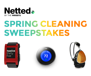 Netted Spring Cleaning Sweepstakes