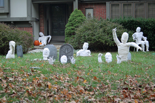 inflatable - Best Halloween Decoration