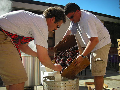 This year's Village Crawfish Festival will be May 7.
