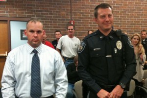 Prairie Village Police Honor Officers For Life Saving Actions