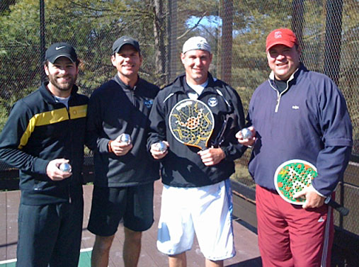 Homestead Country Club pair take St. Louis platform tennis ...