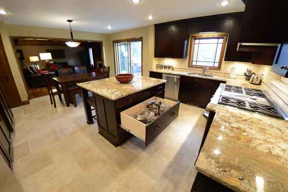 Spaces for life How much does a kitchen remodel cost