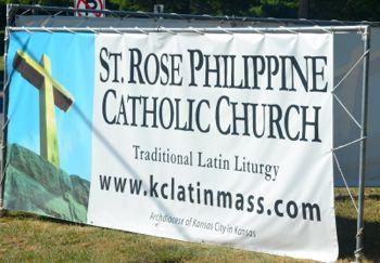 St. Rose sign