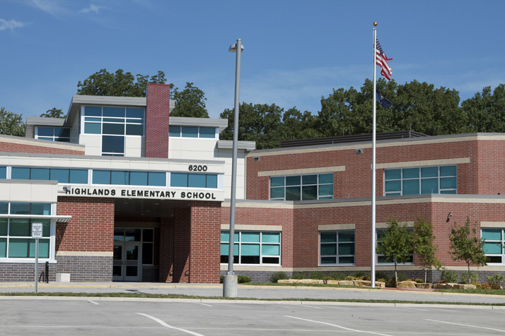 Highlands is one of the schools on the security upgrade agenda.