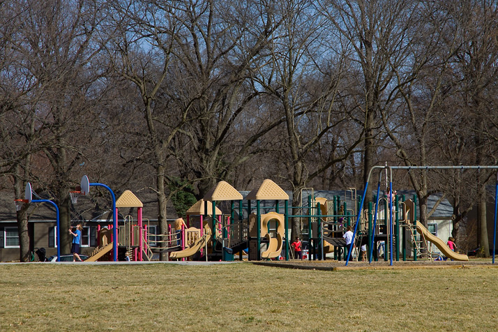 A group of Roeland Park residents are trying to raise the more than $400,000 required to modernize R Park.