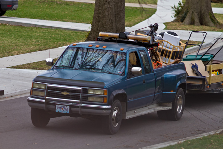 Large item pick up for homes south of 75th Street in Prairie Village will be Saturday.