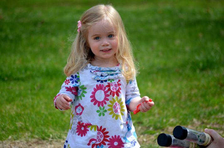 Leah Geary age 2 roeland park