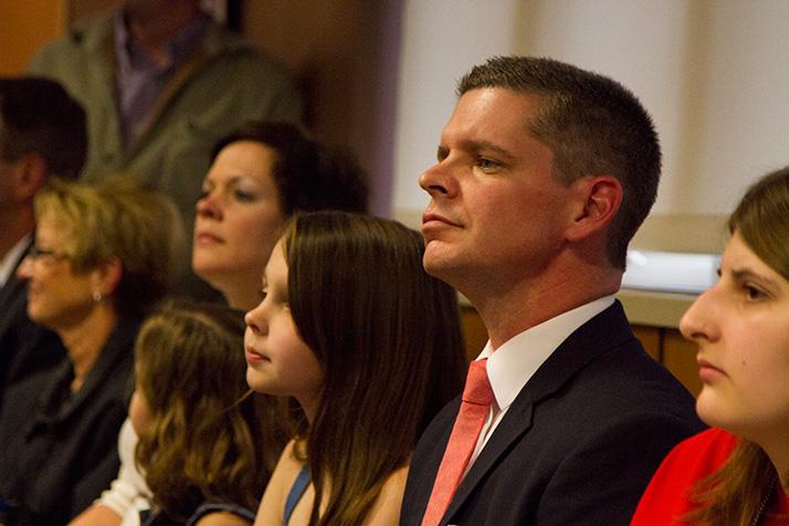 Steve Yeoman will replace Karen Faucher as principal of Belinder Elementary next  school year.