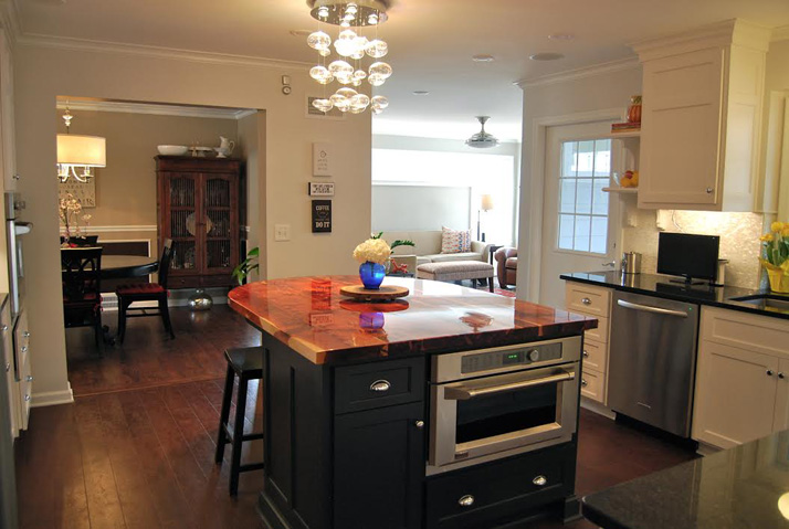 A recent ReTouch remodeled kitchen.
