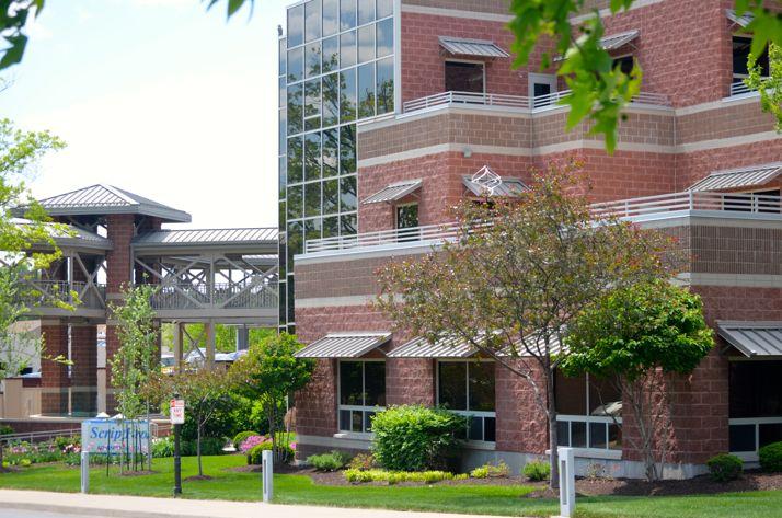The ScriptPro campus near downtown Mission.