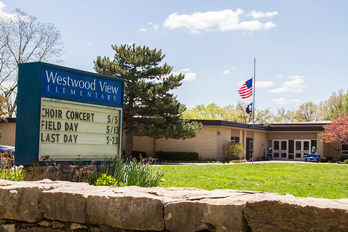 Westwood View, which sits on five acres, saw an increase in enrollment this year.