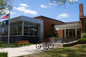 Belinder Elementary in Prairie Village.