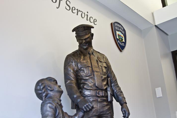 Prairie Village police
